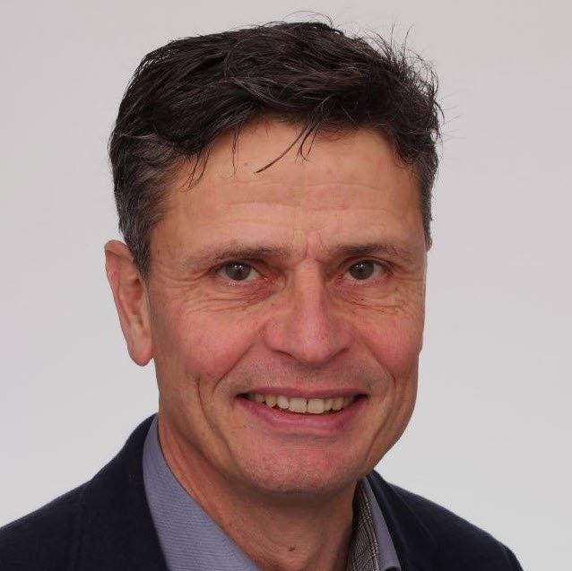 Jeroen van den Ingh vicevoorzitter van Stichting Je Leefstijl Als Medicijn