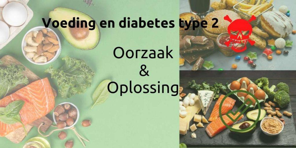 Voeding en diabetes type 2