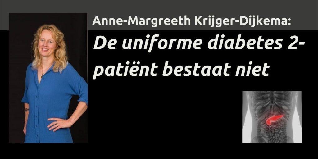 Diabetypering Anne-Margreeth Krijger-Dijkema