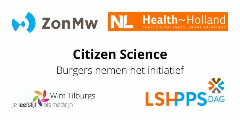 Citizen Science – burgers nemen het initiatief