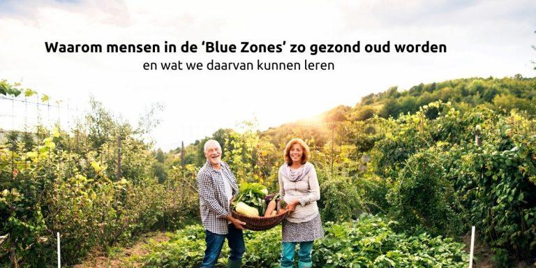 Webinar voeding in plaats van vulling – wat leren we van de Blue Zones