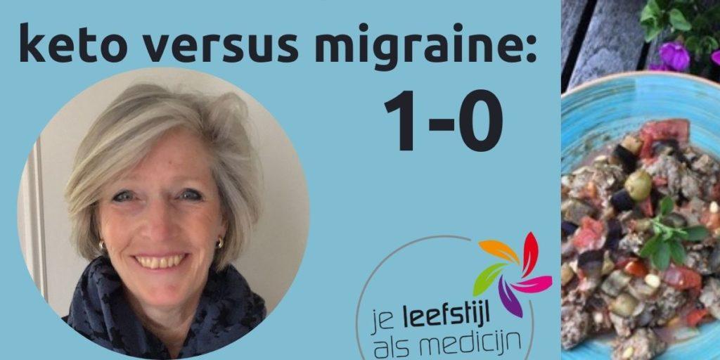 Een jaar ketogeen tegen migraine